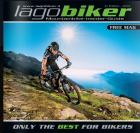 Lagobiker - Mountain Bike Insider Guide Magazine Cover