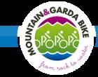 Mountain & Garda Bike Logo
