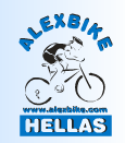 alexbike Greece Logo