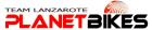Planet Bikes Lanzarote Logo