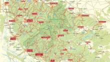 Harz Map