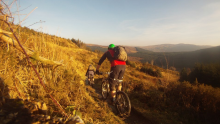 Penmachno mountain bike trails (Source: Facebook)