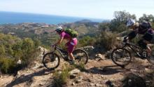 Mountain biking Pyrenees