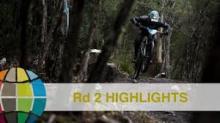 The Tasmanian Devil - Round 2 Full Race Highlights | EWS Tasmania Aus 2017